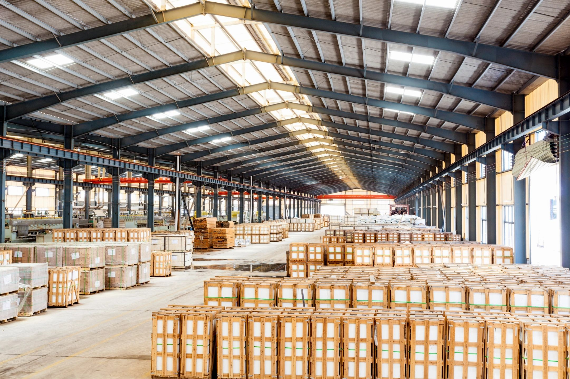 As cleaning experts, Global Clean provides warehouse cleaning in The Greater Toronto Area and Toronto Area. In summary, we help warehouses maintain a clean property.