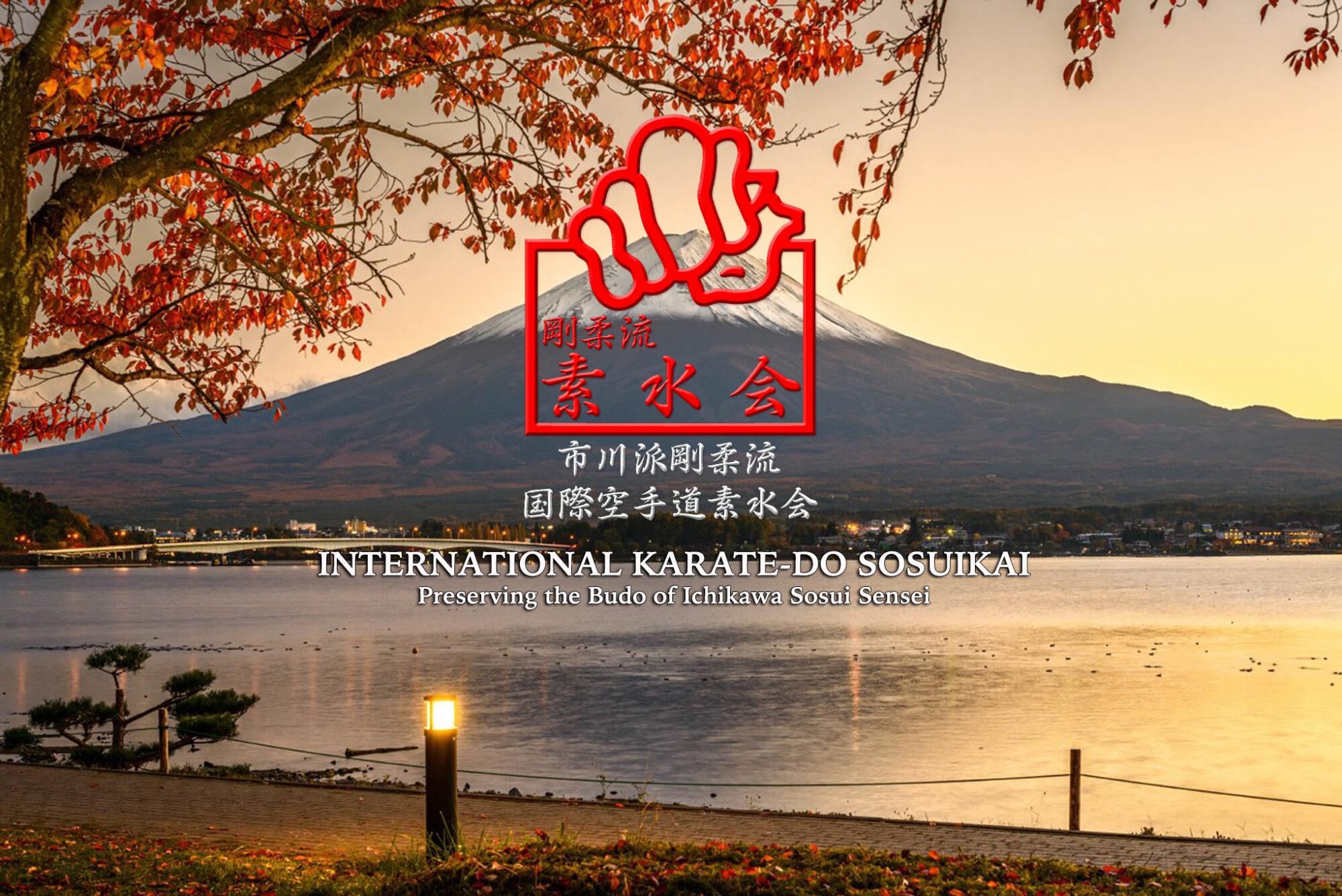 International Karate-do Sosuikai
