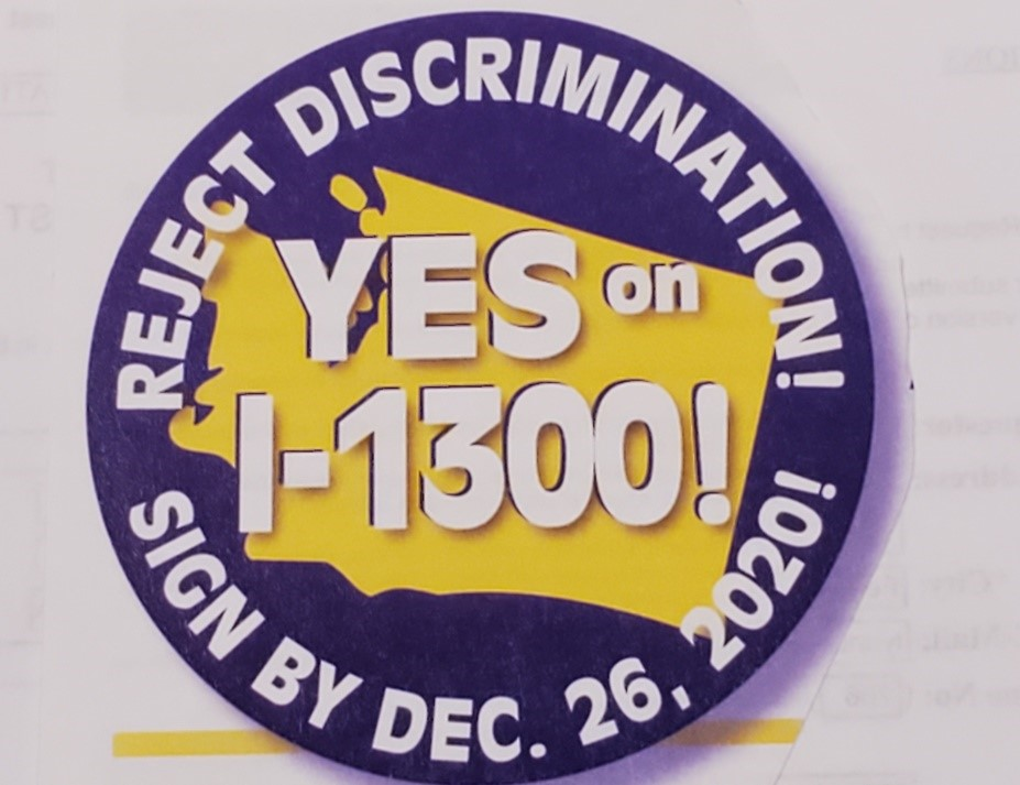 The Manuel Ellis WA Anti-Discrimination Initiative 1300: