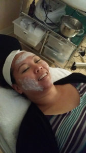 acne facial in tampa