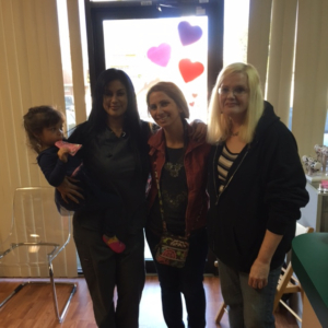 botox party guests at bellissimo you