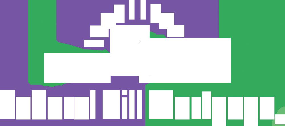 FHM logo white