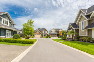 suburban neighborhood to represent home owners associations in Maryland