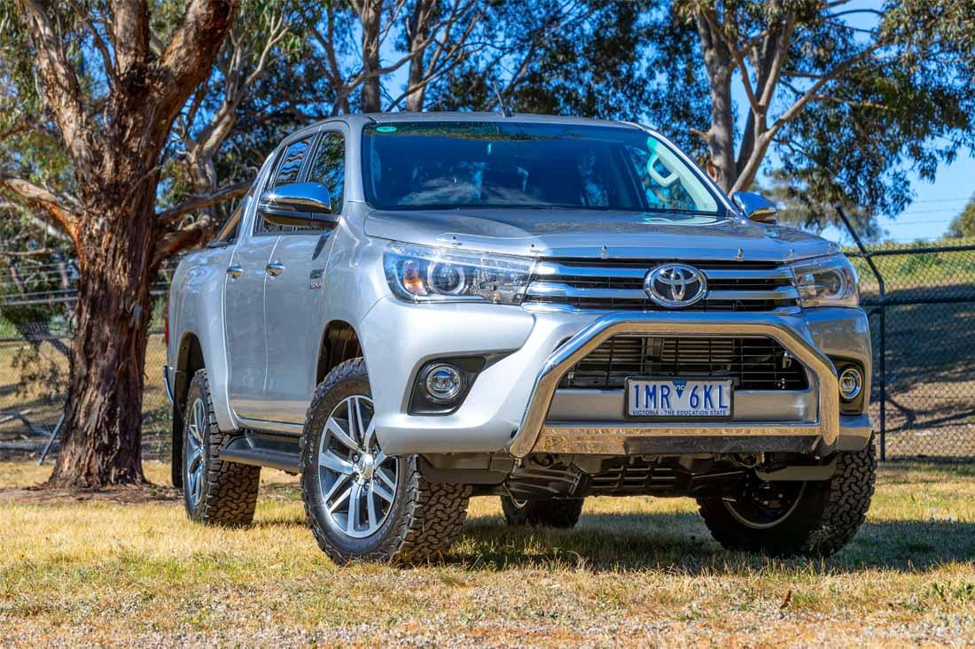 most popular vehicle in australia