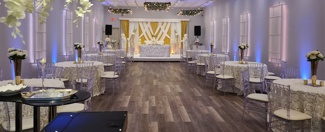 One Stop Venue where you will find all what you need to celebrate