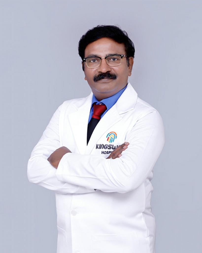 Dr. Chandrashekharan Cham