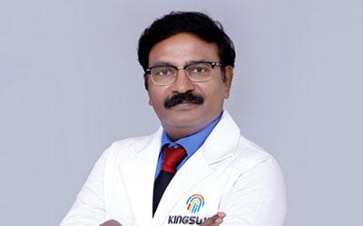 Dr Chandrashekharan Cham Best Anesthesiologist in Nagpur