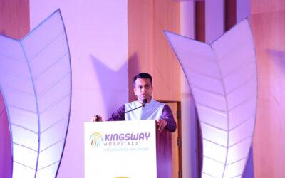 Kingsnight celebration at Kingsway Hospitals