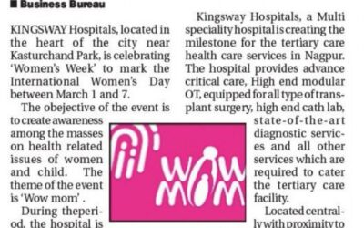 """""""Wow Mom """" Kingsway Hospitals"""