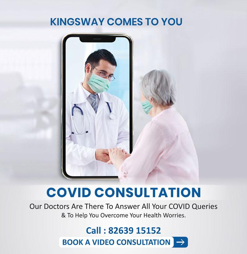 Kingsway Hospitals - Covid Consultation