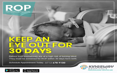 Keep an Eye out for 30 Days (Retinopathy of Prematurity)