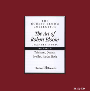 RobertBloom_Collection_CD-Cover