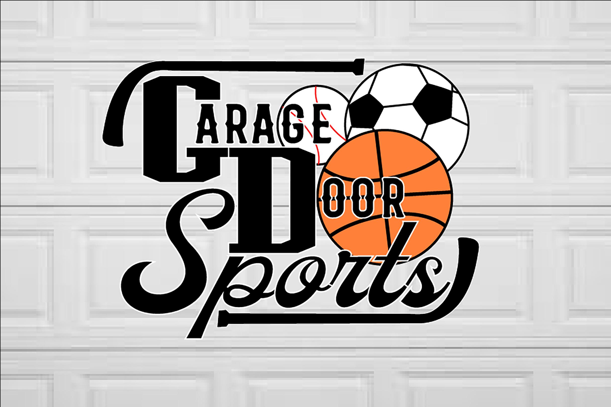 Garage Door Sports Show Logo