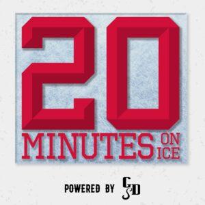 20 Minutes on Ice logo