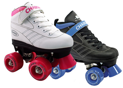 Skagit Skate Birthday Party Addon Roller Skates