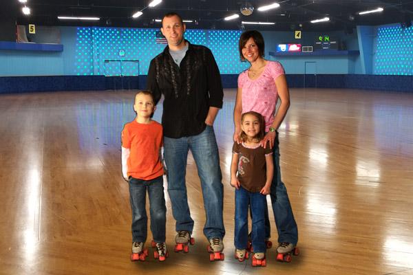 Family Skate Night - Skagit Skate