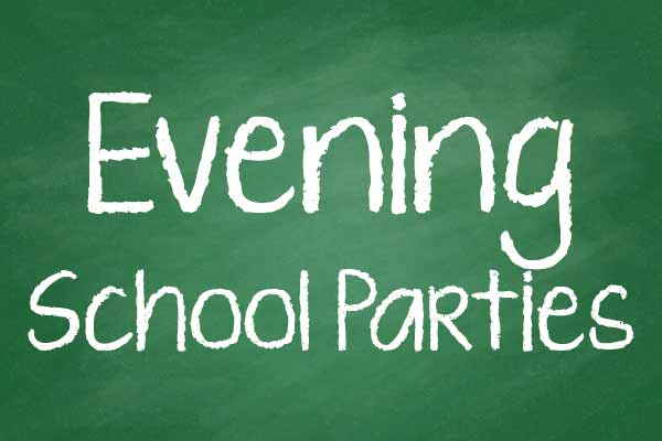 Evening School Party
