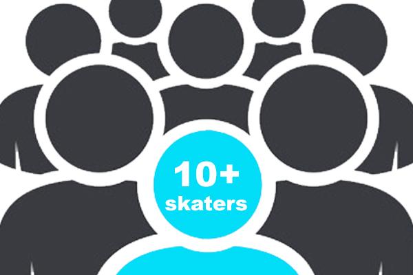 Skagit Skate Group Discounts