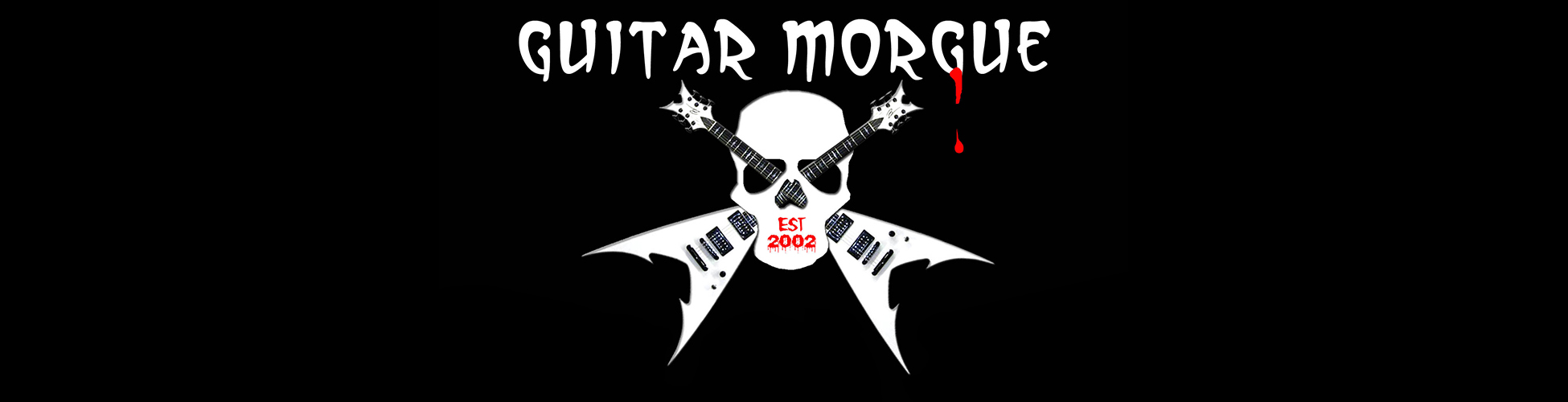 Guitar Morgue