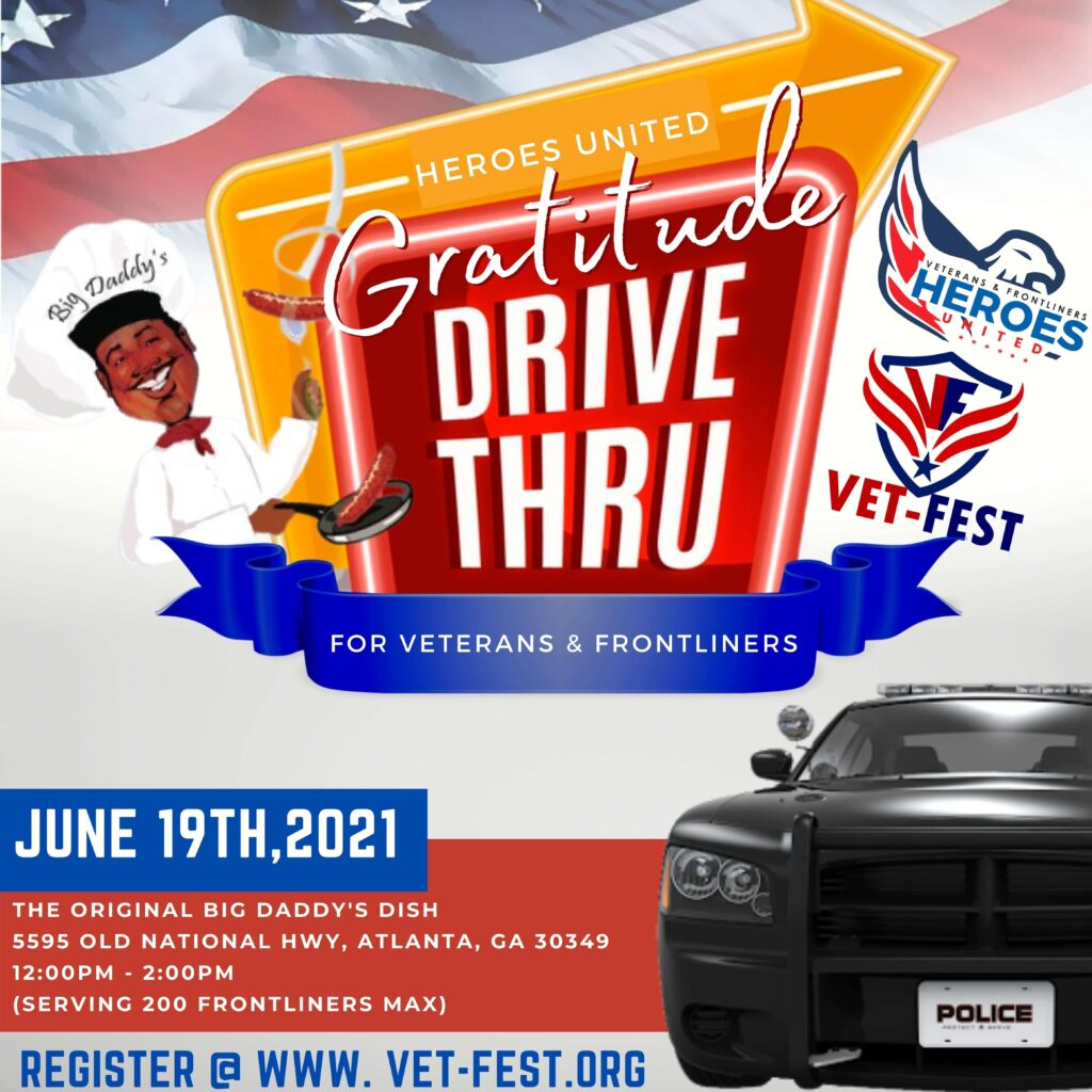 Big Daddys Drive Thru Event