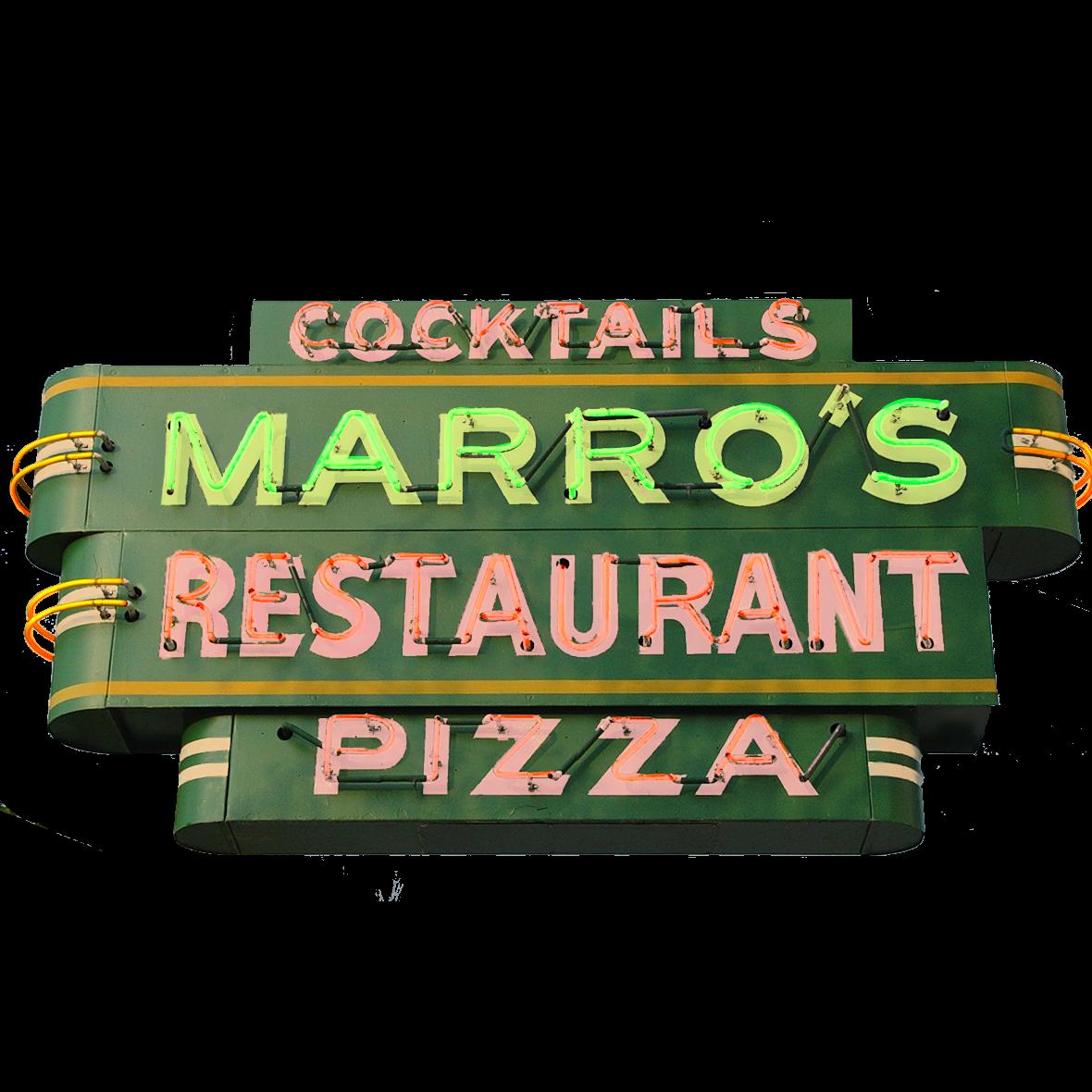 Marro's Restaurant