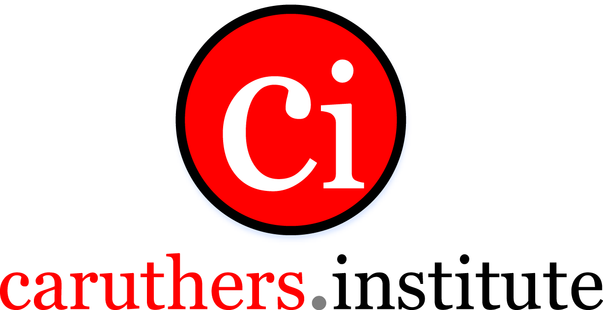 The Caruthers Institute Mobile Logo