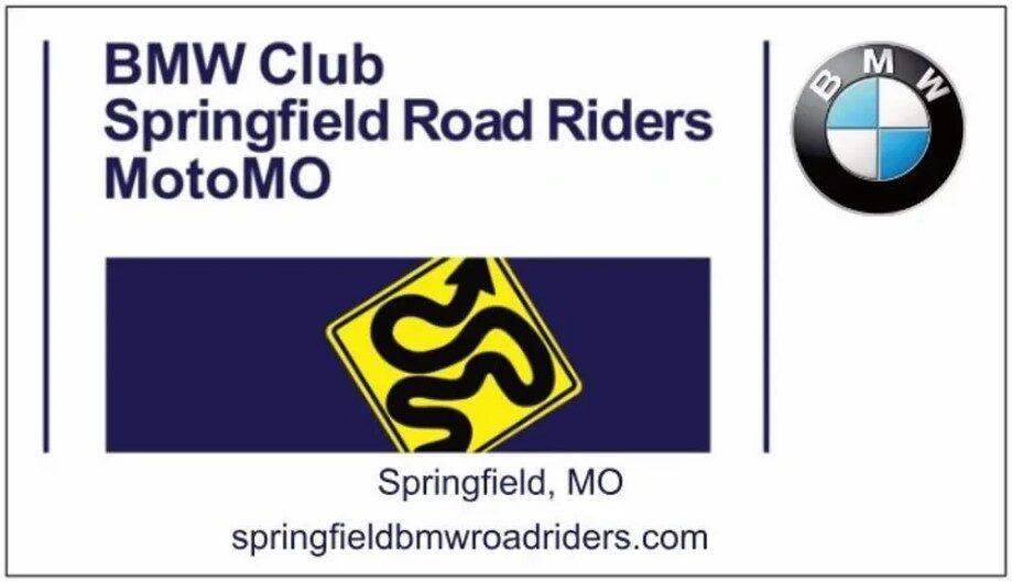 Springfield BMW RoadRiders