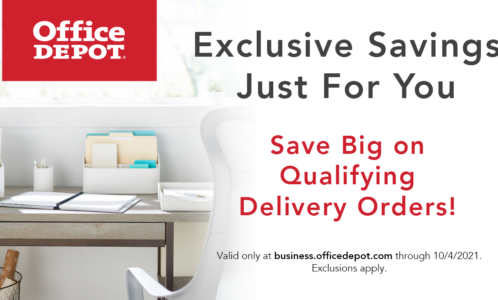 Extra Savings for Springfield Road Riders from Office Depot