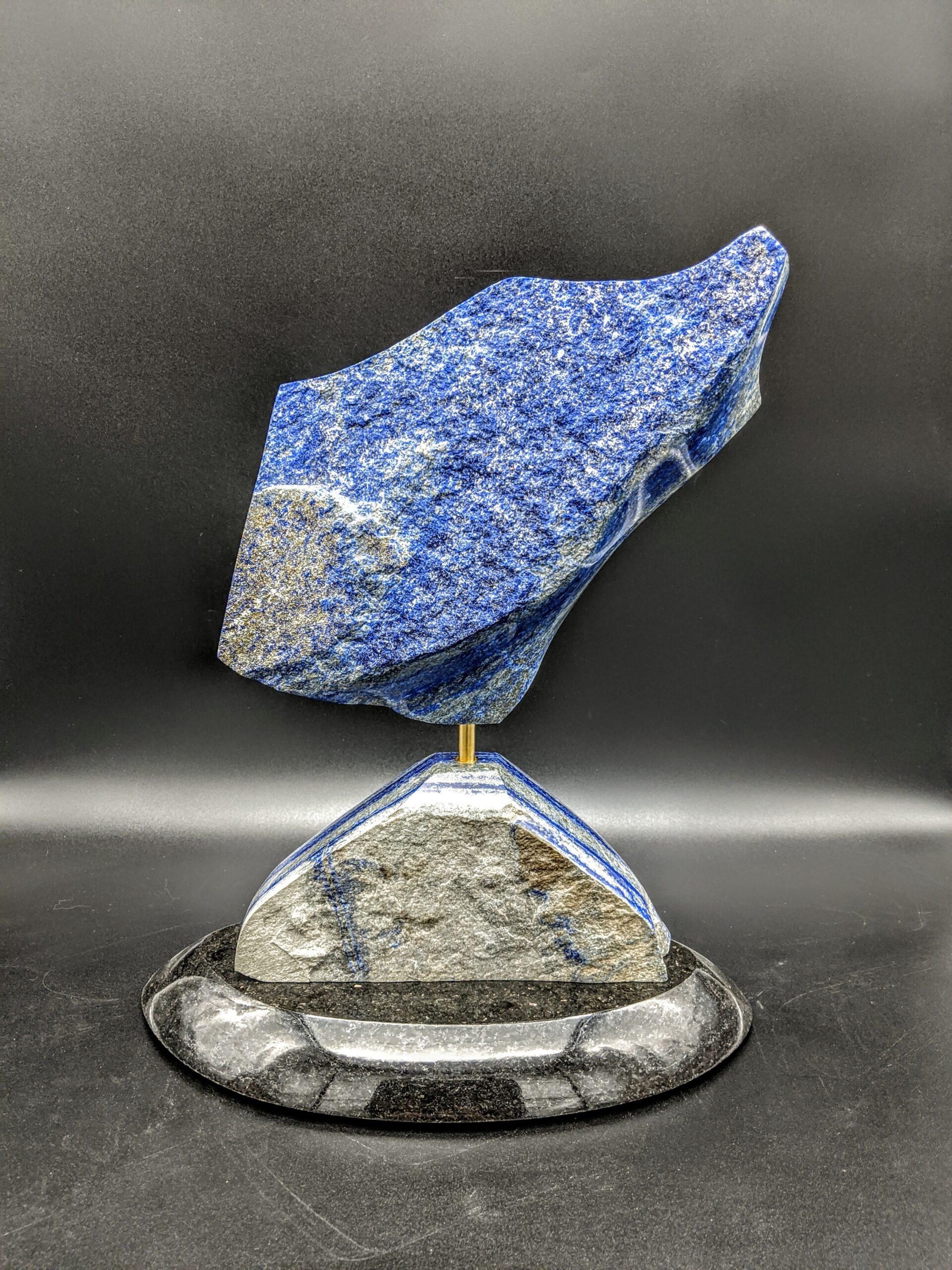 Lapis Lazuli Sculpture