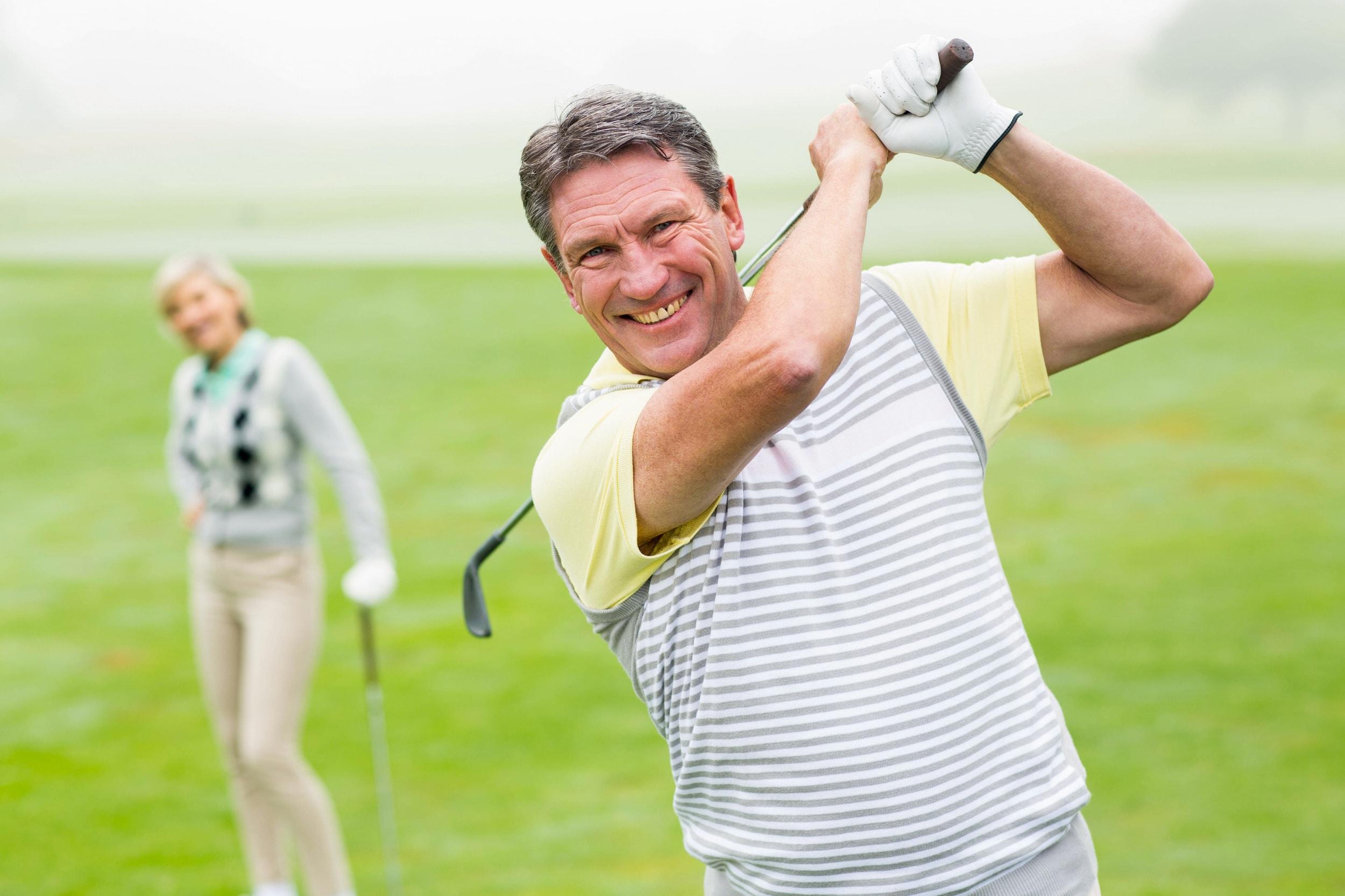 Golf 2 homepage