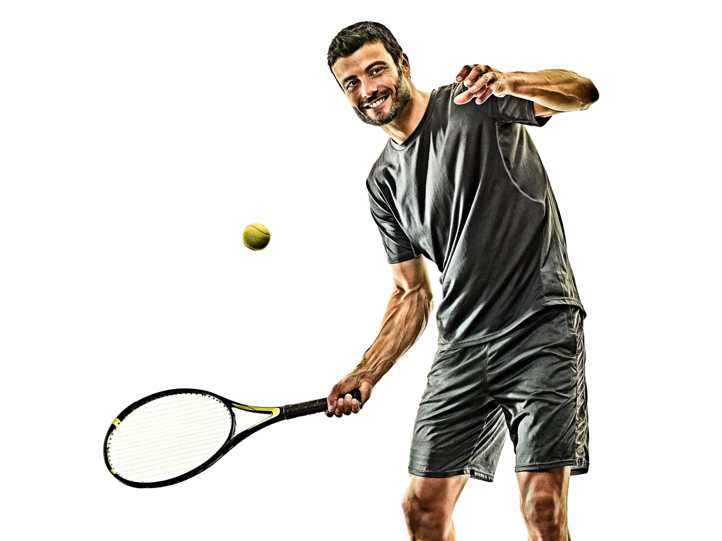 Tennis 2 homepage