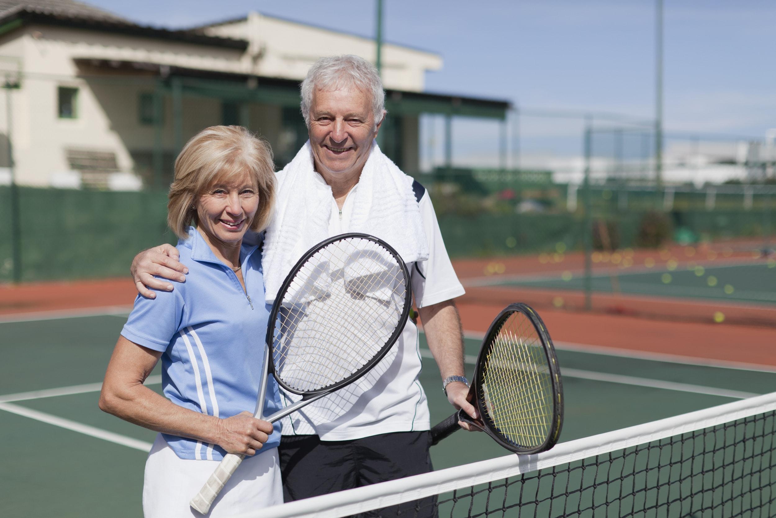 Tennis homepage