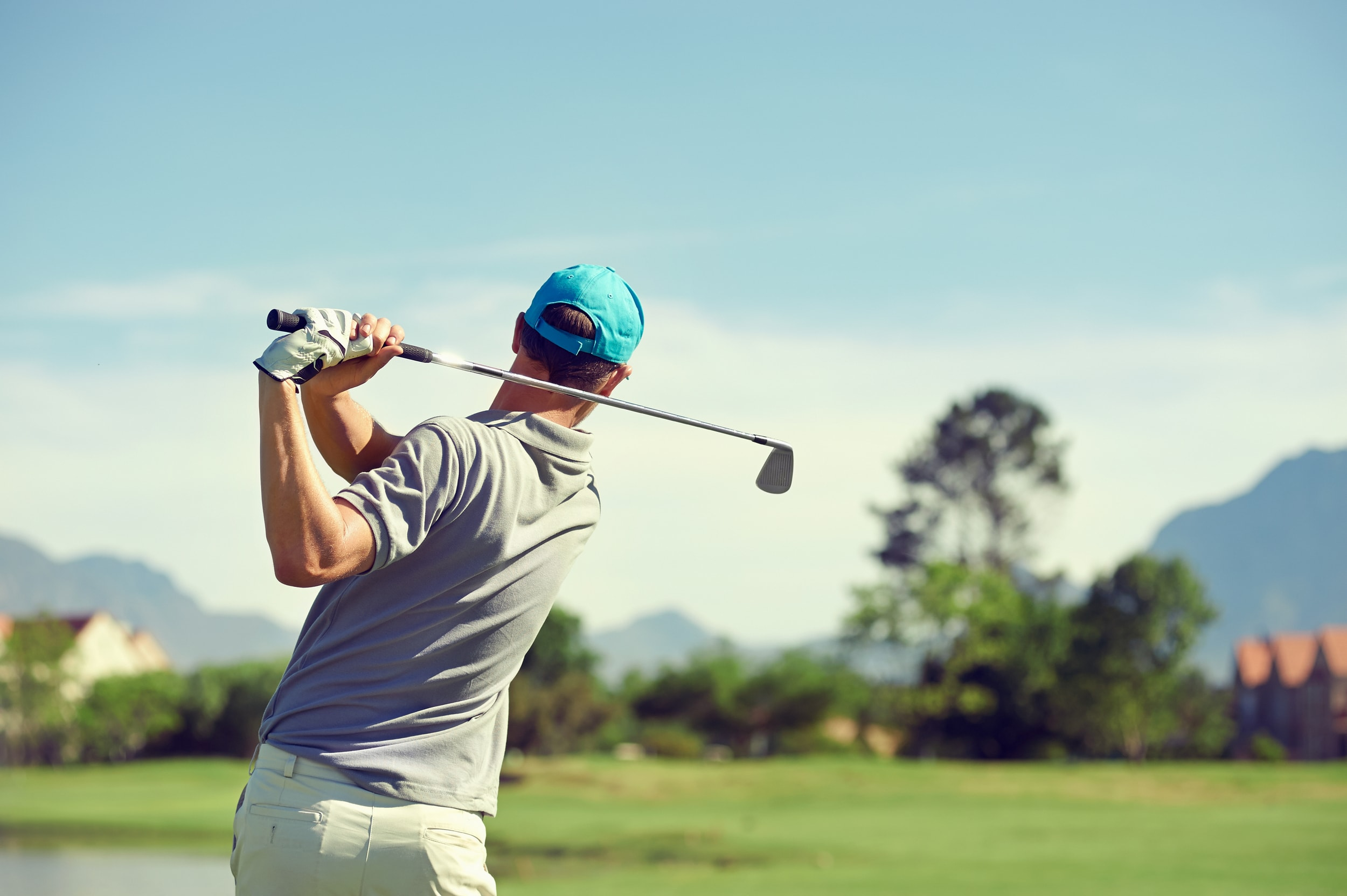 golf homepage