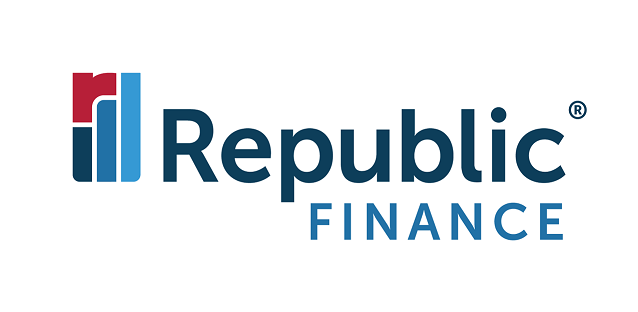 Republic Finance Logo