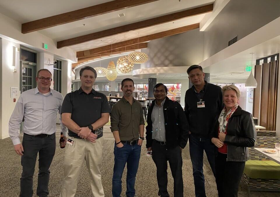 Oracle EPM admins and business users at Oracle's Santa Clara campus