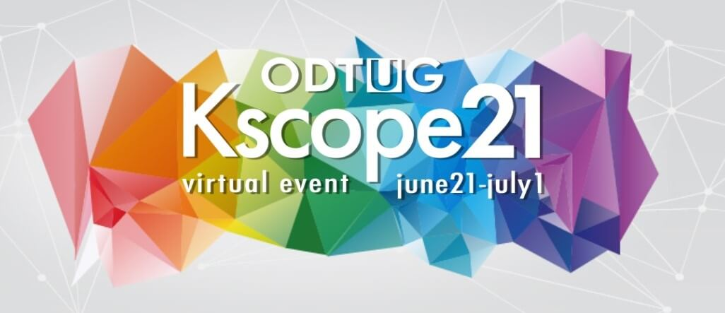 ODTUG Kscope21 Virtual Event