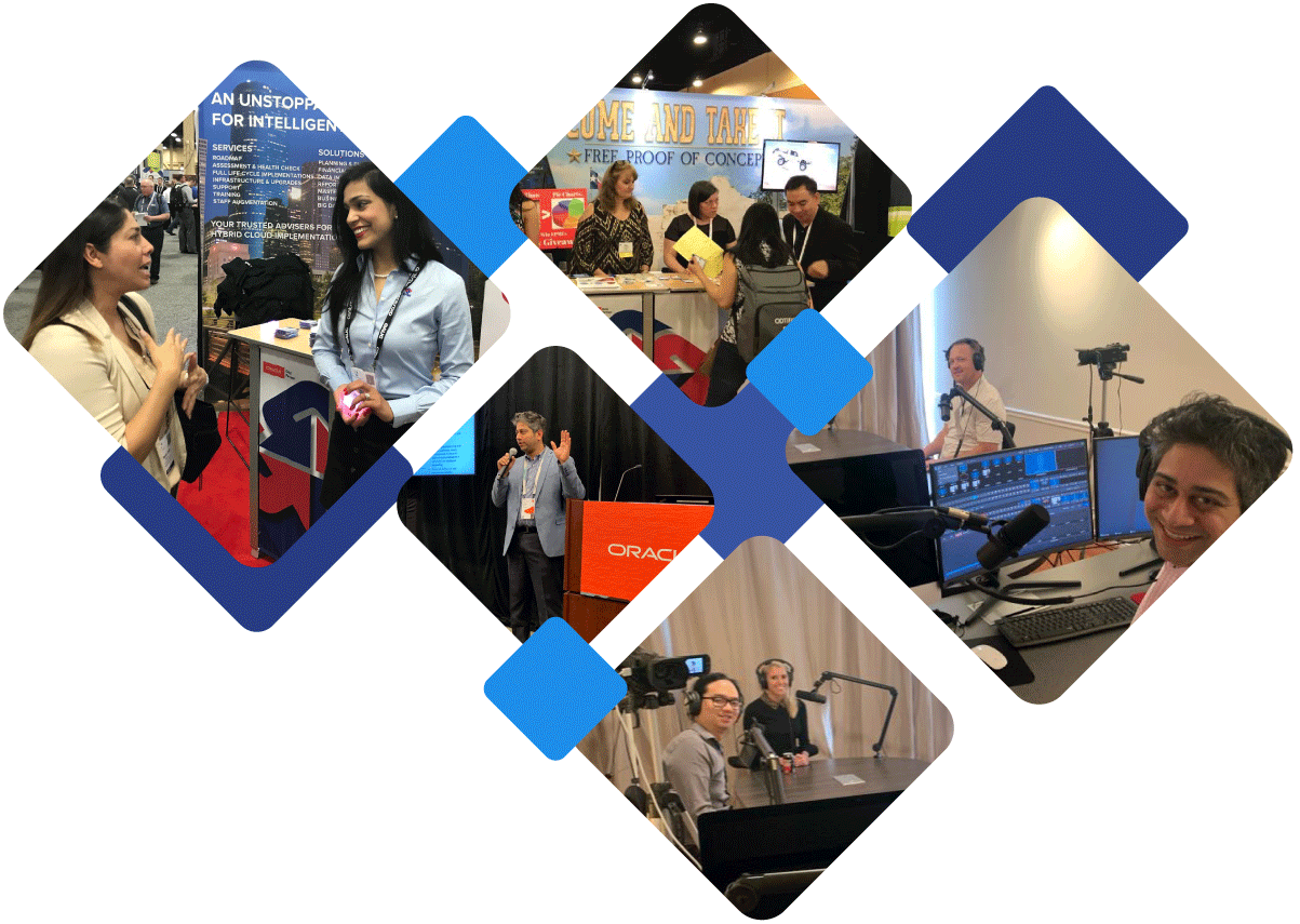 Collage of The EPMI Team