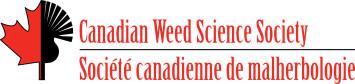 Canadian Weed Science Society/Société canadienne de malherbologie