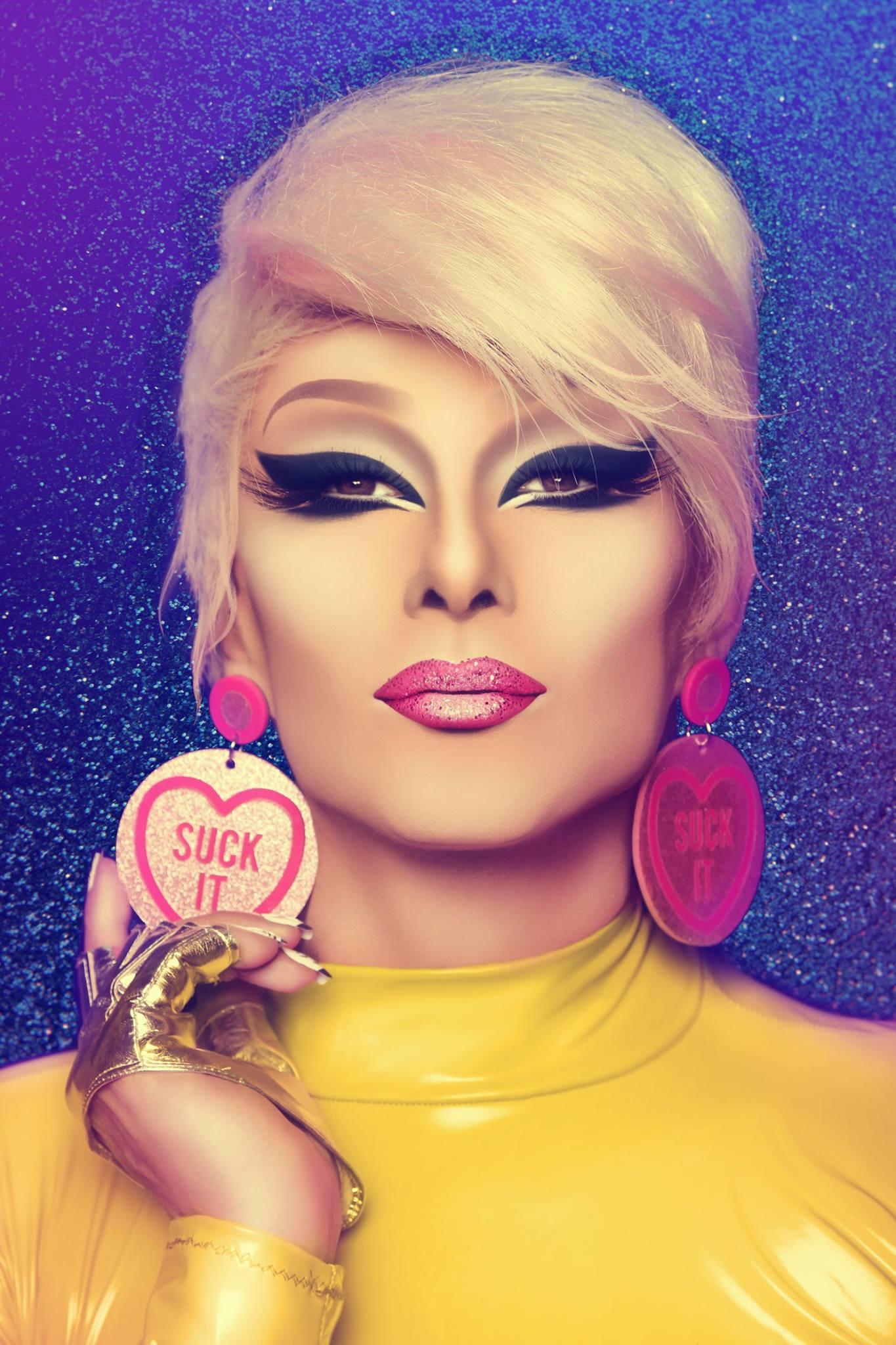 Kitty Glitter - Photo by Fernando Barraza Creative