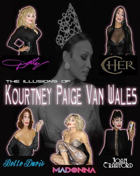 Vancie Vega aka Kourtney Paige Van Wales