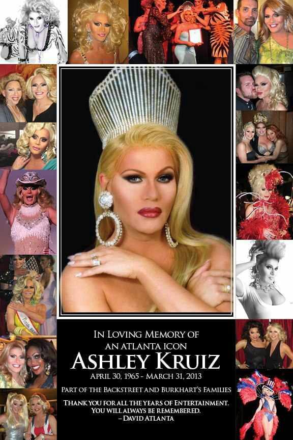 Ashley Kruiz Memorial