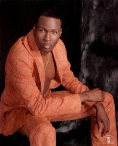 """Lovell """"Babyface"""" Houston - Mr. Black National 2012"""