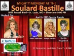 Show Ad   Soulard Bastille (St. Louis, Missouri)   4/6/2015