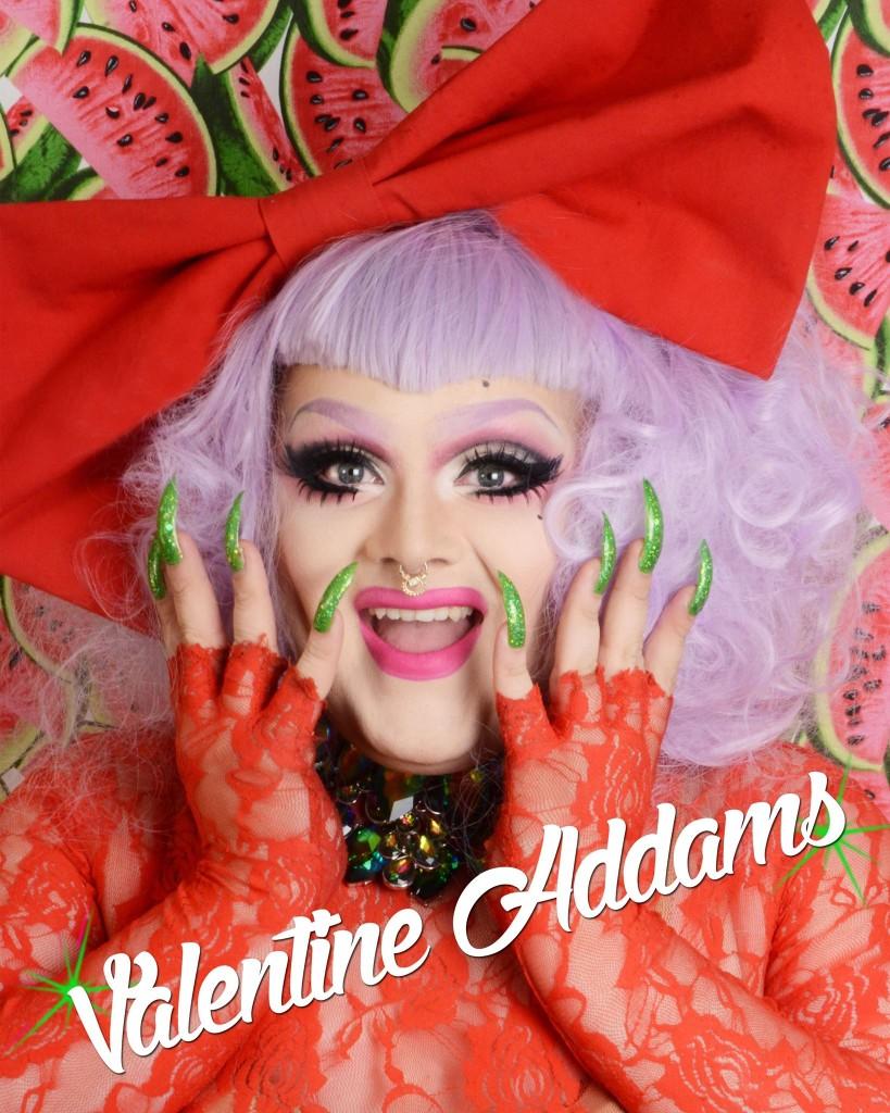 Valentine Addams - Photo by Nestor L Photo