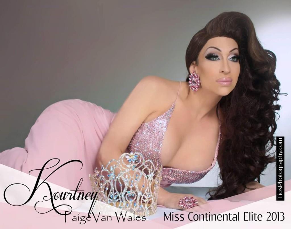 Vancie Vega aka Kourtney Paige Van Wales - Photo by Tios Photography