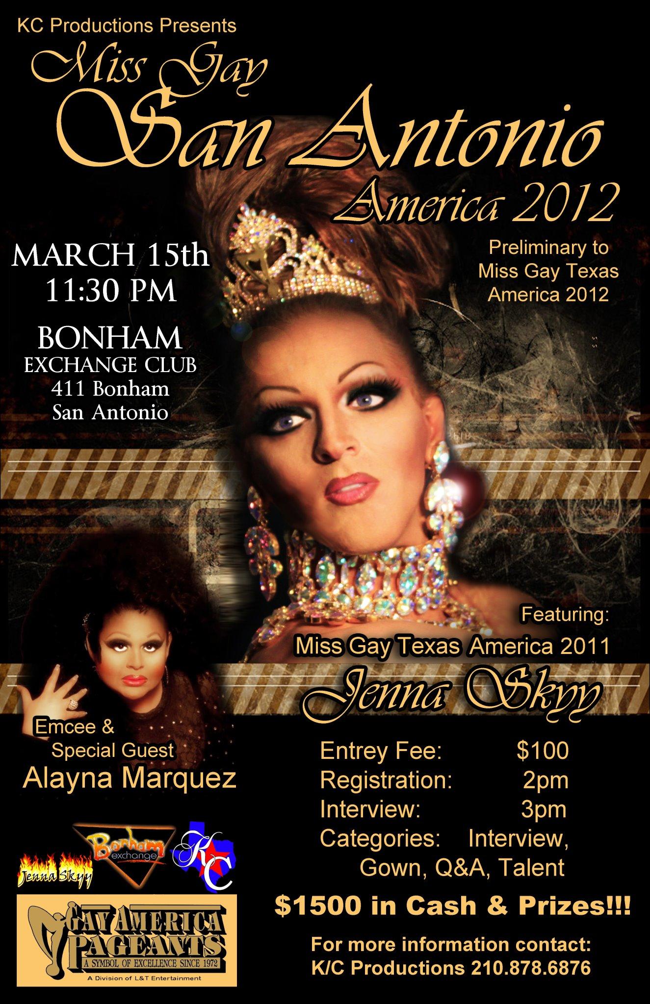 Show Ads   Bonham Exchange (San Antonio, Texas)   3/15/2012