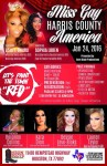 Show Ad   Miss Gay Harris County America   Neon Boots (Houston, Texas)   1/24/2016