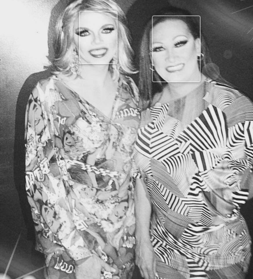 Dessie Love Blake and Kara Dion
