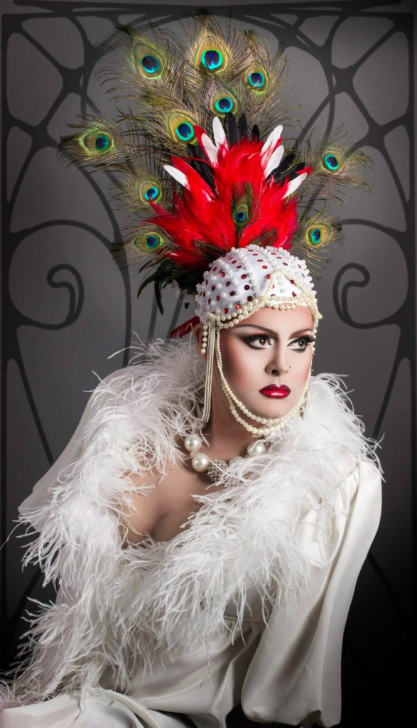 Raven Delray - Photo by Carrie Strong