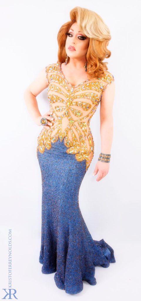 Nina DiAngelo - Photo by Kristofer Reynolds